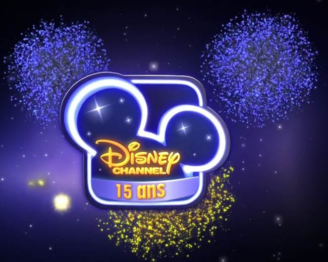 DISNEY CHANNEL – 15 ANS