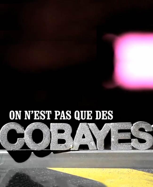 France 5 – On n'est pas que des cobayes