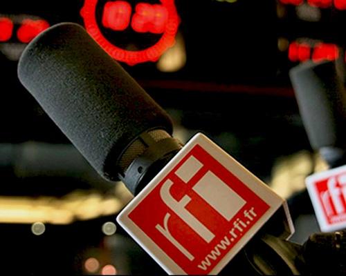 RFI Identité sonore et Habillage de l'antenne