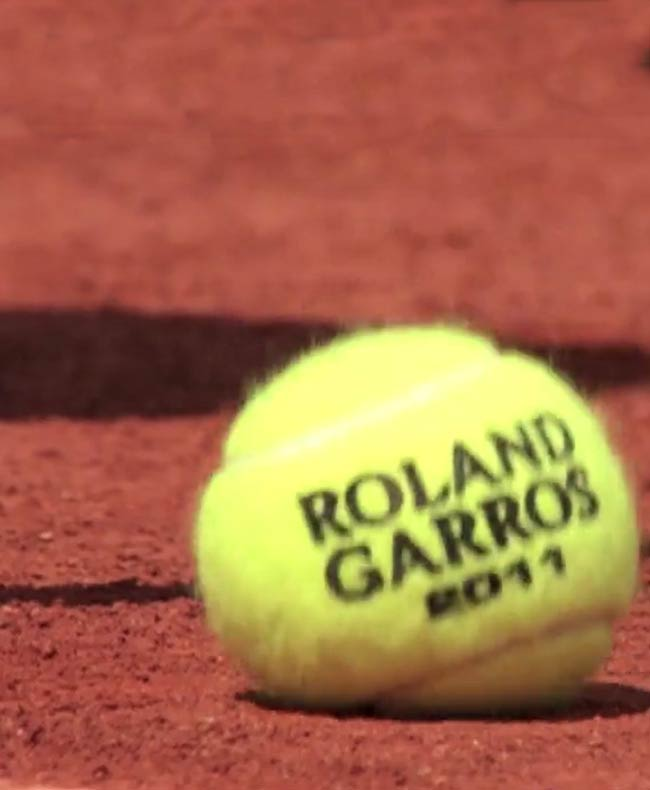 ROLAND GARROS 40 ANS