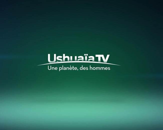 Ushuaïa TV – Habillage de la chaîne