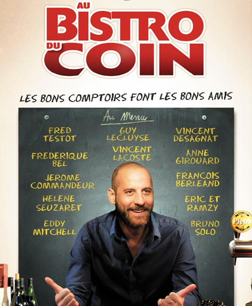 Au bistro du coin – Composition originale