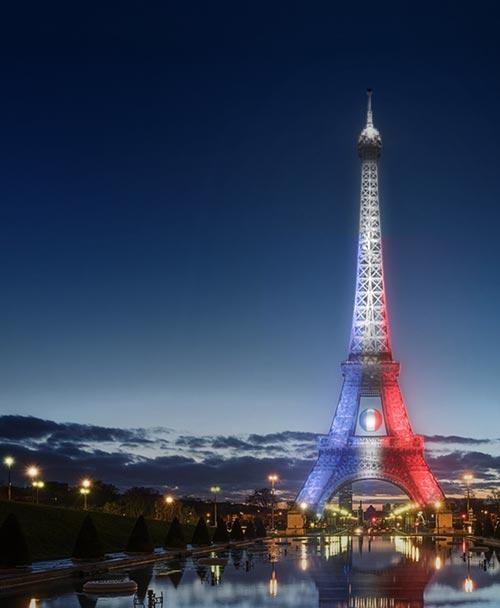 Euro 2016 – Tour Eiffel