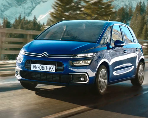 CITROËN C4 Picasso – Vivement la route 2017