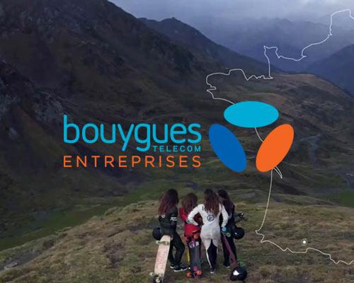 Bouygues Telecom – Relifting de l'identité
