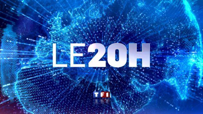 TF1 – Relifting du Journal de 20 heures