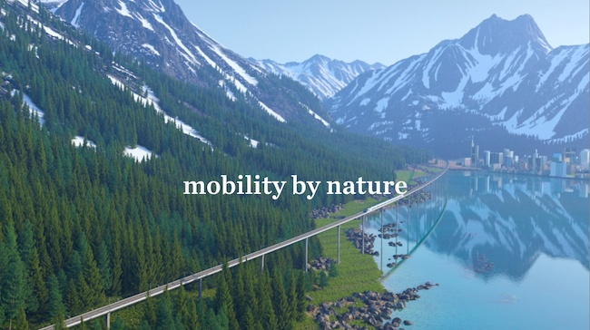 ALSTOM MOBILITY BY NATURE