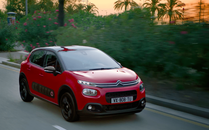 CITROËN C3 RUN OUT