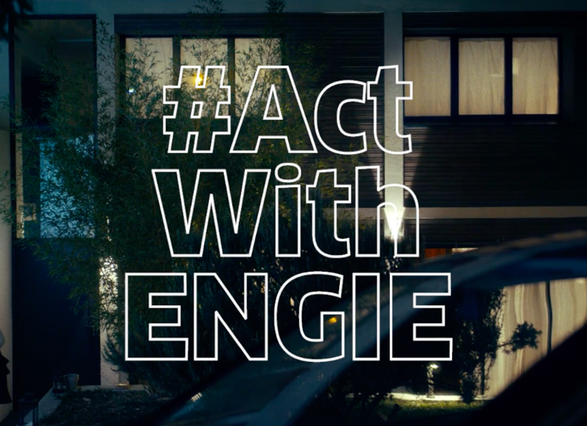 CAMPAGNE DIGITALE ENGIE