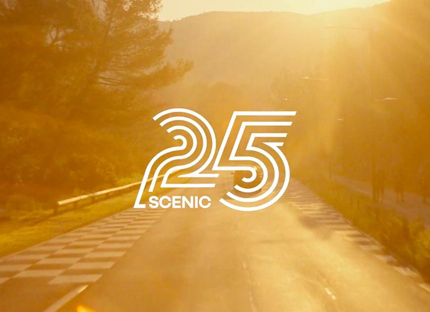 SCENIC 25 ANS